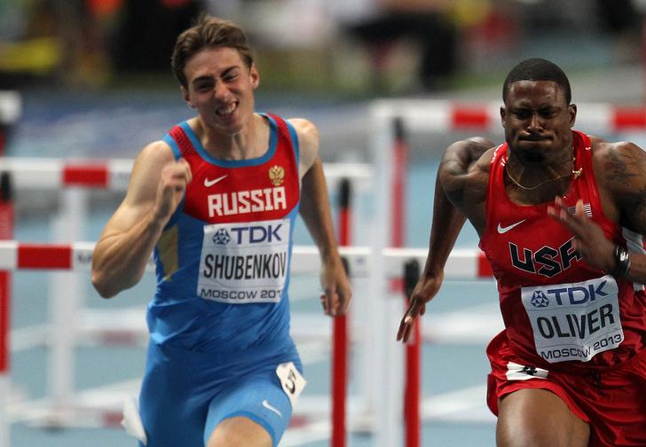 Фото №1 - Да мы уже как-то привыкли... Российская легкая атлетика по-прежнему вне закона