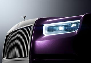 Rolls-Royce Phantom VIII: представлен самый роскошный автомобиль от начала времен