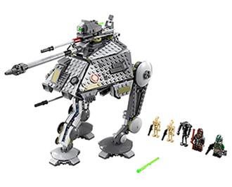 Фото №4 - Набор LEGO Star Wars выиграть должен ты