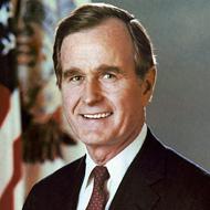 Джодж Буш-старший