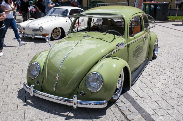 Фото №34 - Самые безумные машины фестиваля GTI Treffen