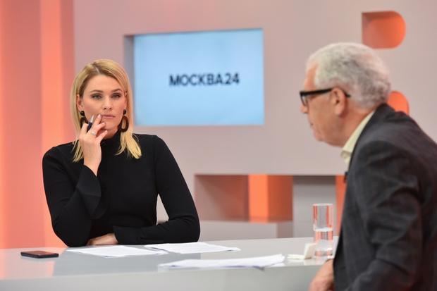 Фото №2 - Новые кадры на телеканале «Москва 24»