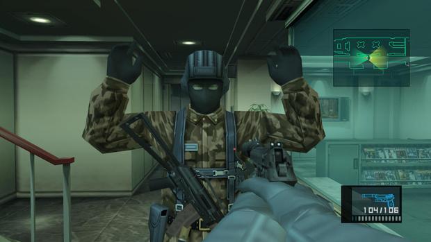 Фото №5 - Краткая история видеоигр на примере культовой серии Metal Gear Solid