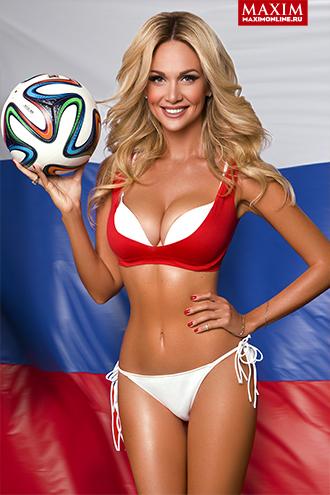 Фото №4 - Жены футболистов! Лучшая половина нашей сборной в лучшем виде!
