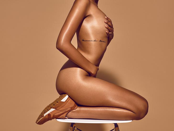 Фото №4 - Модель встряхнула ханжеский мир рекламы, снявшись обнаженной!
