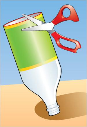 Фото №4 - Как спрятать деньги в пластиковой бутылке