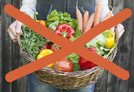 Вот единственный овощ, который имеет смысл есть