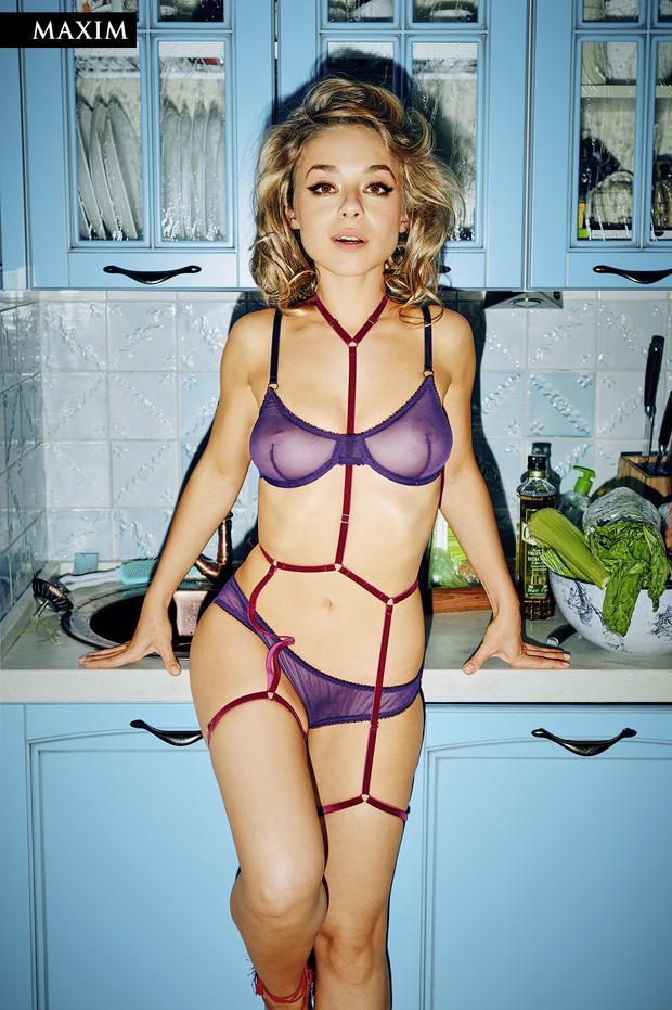 Фото №6 - Отвязная домохозяйка! Звезда сериала «Кухня» — Рина Гришина!