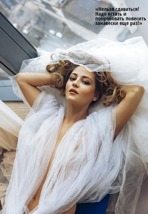 Фото №5 - Актриса Анна Михайловская в июньском номере MAXIM!