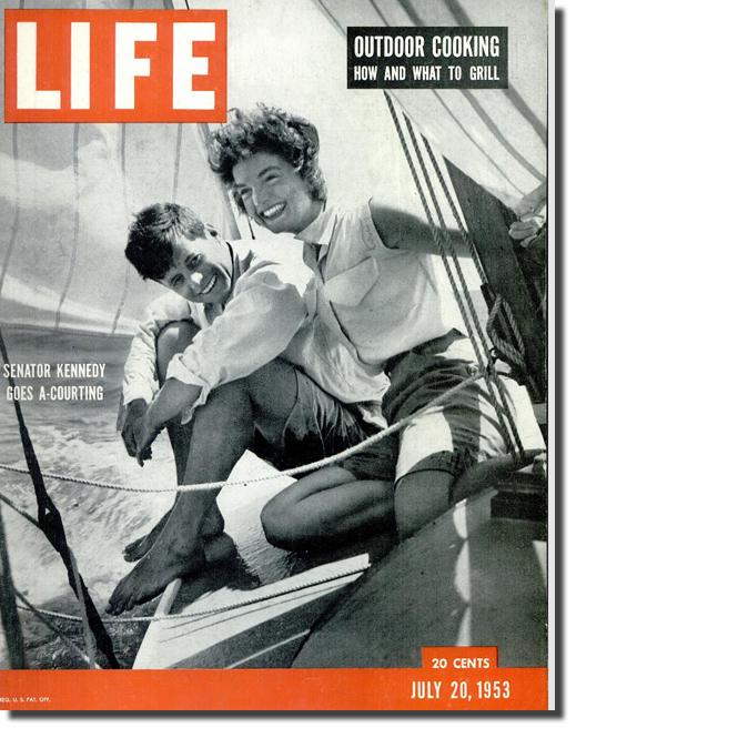 Фото №8 - Самые выдающиеся обложки в истории журнала Life