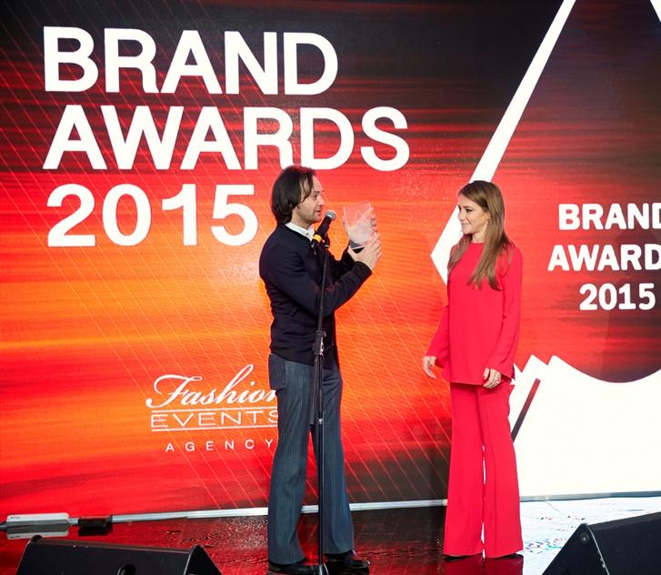 Фото №1 - Hearst Shkulev Media — лауреат премии BRAND AWARDS 2015