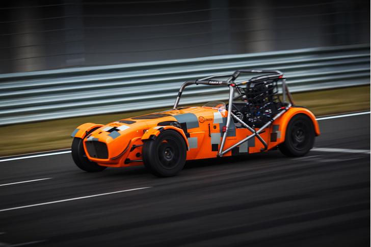 Фото №3 - Вот он, самый крутой подарок на 23 Февраля: конструктор-автомобиль Shortcut!