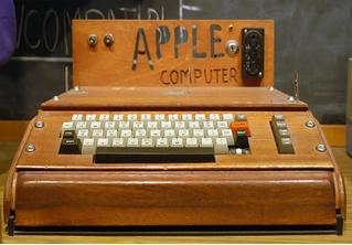 История Apple в 39 фотографиях