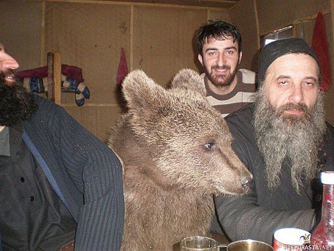 Только в России можно почувствовать настоящее единение с природой