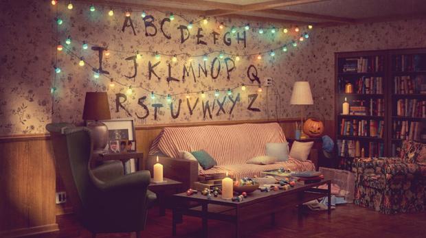 Фото №6 - IKEA детально воссоздала из своей мебели гостиные из культовых мультиков и сериалов (фото)