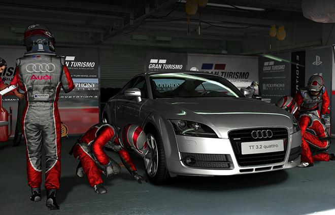 Фото №1 - Игровые новости. Gran Turismo: 15 лет за рулем