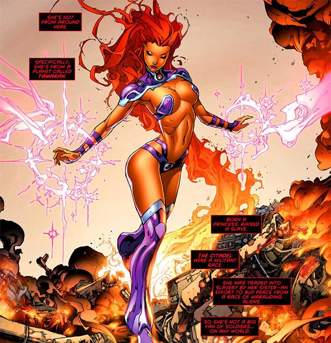 Фото №5 - 20 самых горячих героинь комиксов