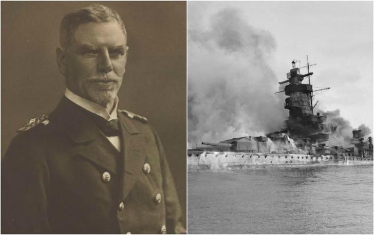 Фото №1 - Ухмылка истории: как граф Шпее и линкор «Граф Шпее» погибли в одном и том же месте