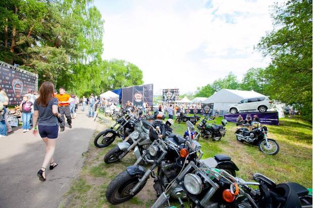 Фото №6 - Harley-Davidson приглашает тебя на Bikers Brothers Festival 2014!