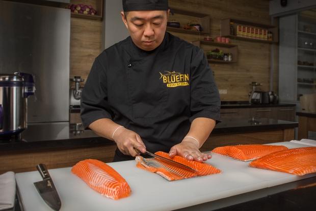 Фото №5 - Ресторан на дому: шеф Bluefin рассказал, как доставить свежайшие устрицы