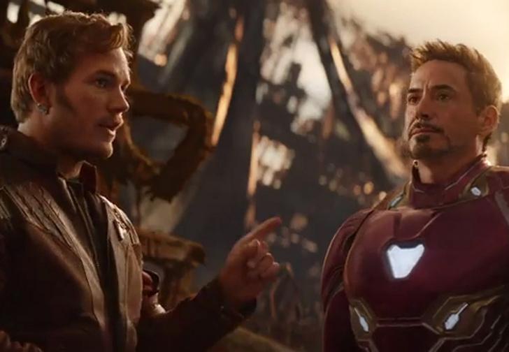 Фото №1 - Беспощадный финальный трейлер «Мстители: Война бесконечности»