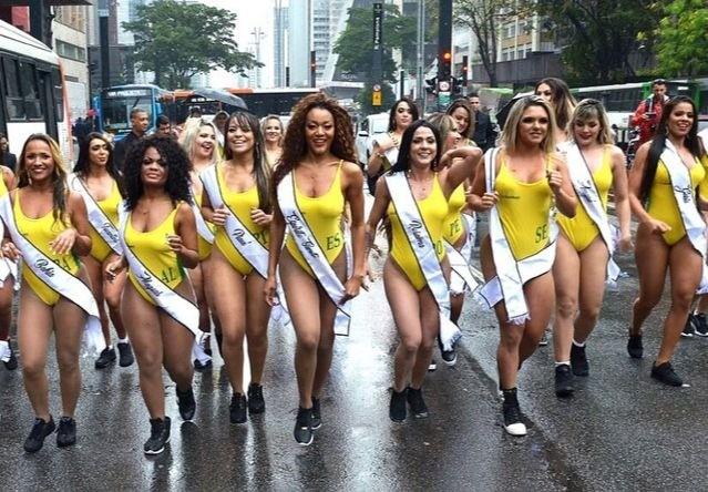 Фото №3 - Ксения Зуева, участницы конкурса «Самая красивая попа Бразилии»и другие соблазнительнеы девушки этой недели