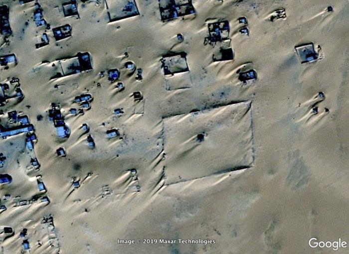Фото №11 - 20 необычных мест, найденных на Google Earth