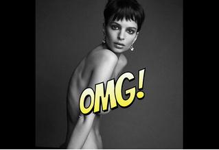Новое фото совершенно голой Эмили Ратаковски. Успей взглянуть, пока его не удалили!