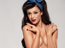 Певица Мария Яремчук — эксклюзивные фотографии для читателей сайта MAXIM