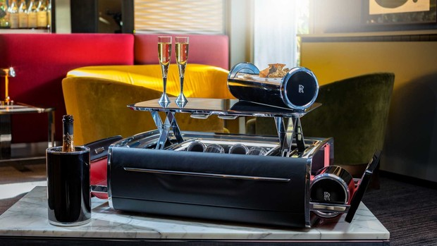 Фото №3 - 5 невероятно дорогих и странных опций для автомобилей