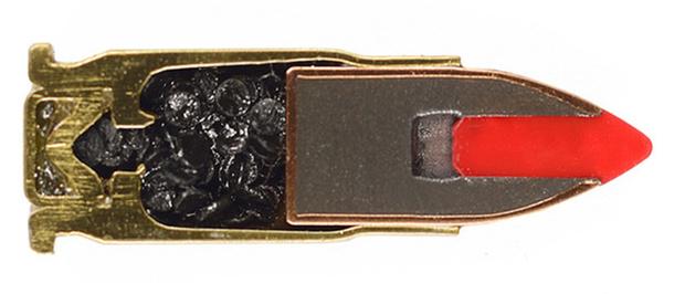 Фото №15 - 17 фотографий разрезанных патронов