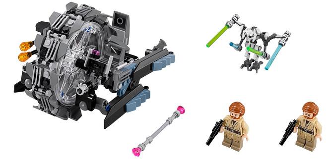 Набор LEGO Star Wars выиграть должен ты
