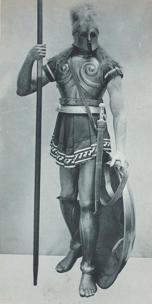 Фото №1 - 300 спартанцев, персидские «бессмертные» и другой спецназ древности