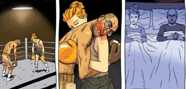 Фото №1 - 26 комиксов о нелегкой мужской доле