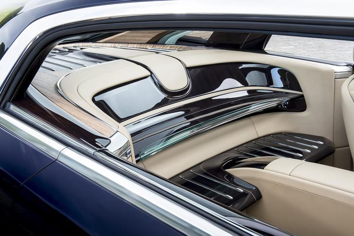 Фото №12 - Самый дорогой в мире Rolls-Royce построили для таинственного коллекционера