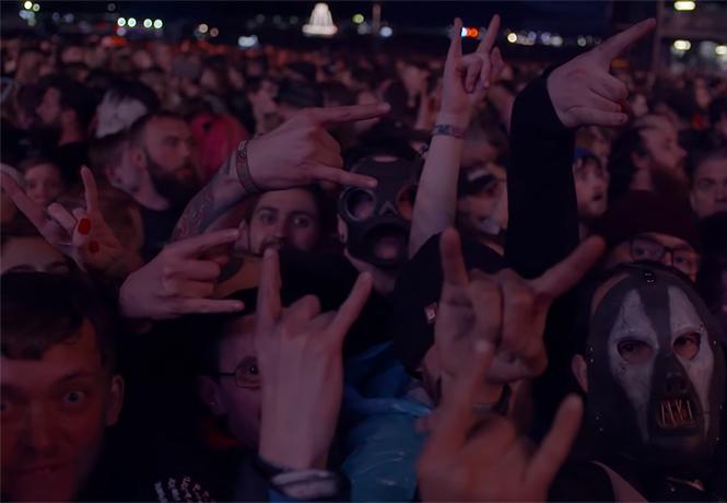 Фото №1 - Slipknot с песней для сериала «Пацаны» и еще 8 клипов недели