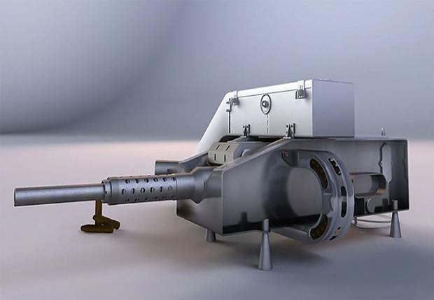 Фото №1 - Первое советское космическое оружие: как была создана орбитальная пушка Р-23М «Картечь»