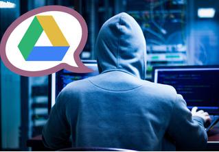 Проверь, какие файлы на Google Drive у тебя в открытом доступе!