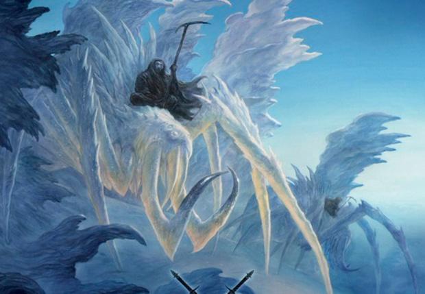 Фото №1 - Спасение Миссандеи и ледяные пауки: художник нарисовал сцены, которых не хватает в «Игре престолов»