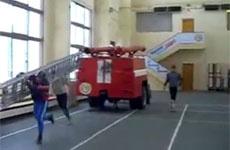 Хочу стать пожарником