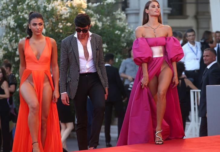 Фото №4 - Бейонсе, Адриана Лима, модели без нижнего белья и другие самые сексуальные девушки этой недели