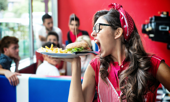 самая полезная еда макдоналдсе kfc теремке других сетях