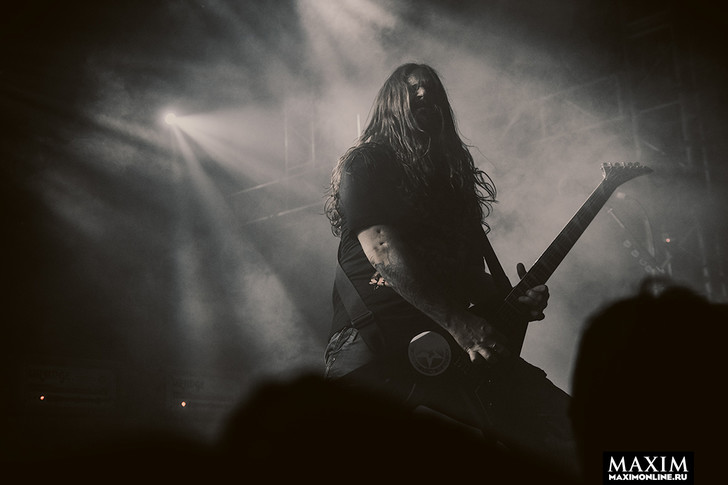Фото №5 - Беспредел риска. Неожиданно зловещий концерт металистов всколыхнул московский клуб