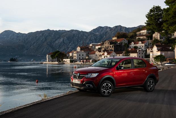 Фото №2 - Renault Logan Stepwaу: каршеринг минус