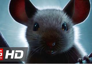 Студия сделала ремейк «Властелина колец», но с мышами в главных ролях (видео)