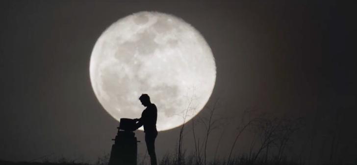 Фото №1 - Новый взгляд на Луну (ВИДЕО)