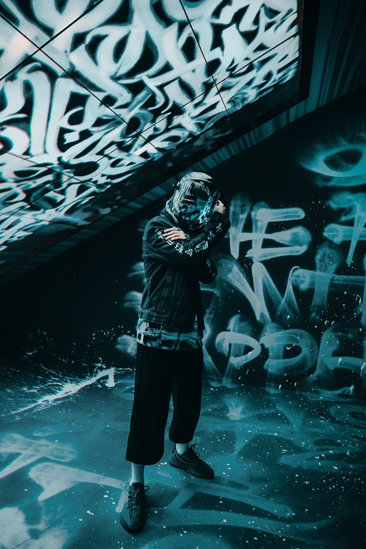 Фото №4 - Покрас Лампас и его каллиграфия в Hyundai Motorstudio