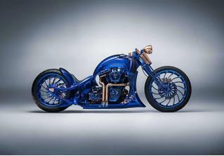 Знакомься: самый дорогой мотоцикл в истории! Угадай, от какой фирмы!