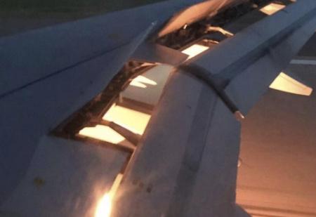 Правда ли, что самолет со сборной Саудовской Аравии чуть не разбился?