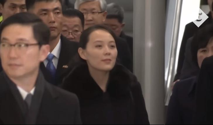 Фото №1 - Сестра Ким Чен Ына прибывает на Олимпиаду! Сенсационное ВИДЕО